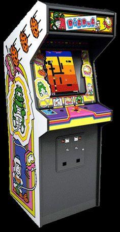 Arcade vibe