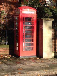 London, where else.