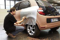 OG | 2014 Renault Twingo Mk3 - Project X07 | Clay model