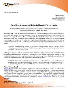 Sureline Systems Inc Surelinesystems Profile Pinterest