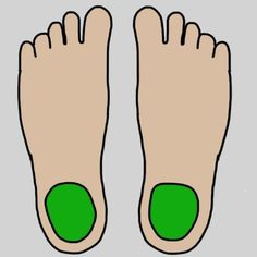 Believe it or not, feet play a huge role in your mental and physical health. Find out where these 9 parts of the foot connect to in your body.