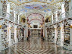 Admont Abbey - Austria