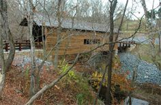See the Sevierville Historic Bridge built over the East Fork of the little Pigeon River by an area resident Elbert Stephenson Early in 1875.