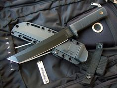 Cool Knives, Knives And Swords, Tactical Knives, Tactical Gear, Blades Of Glory, Emerson Knives, Tac Gear, Combat Knives, Mens Gear