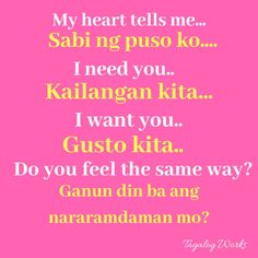 Conversations in Tagalog