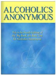 As a member of Al-Anon I was told if I change the word drinking to thinking, this book works for me too. They were right, it does!