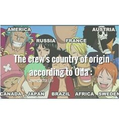Anime : One Piece