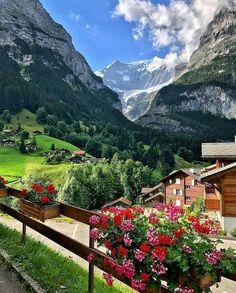 living europe Switzerland