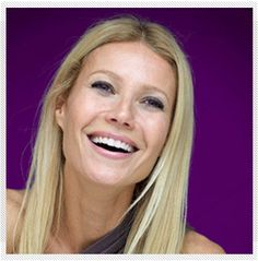 """Gwyneth Paltrow: """"As I write this, I am finishing the amazing  three-week-long Clean detox program... I followed it  to the letter and I can report that it worked wonders..."""""""