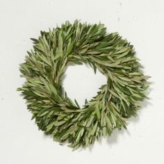 Olive Branch Wreath in House+Home HOME DÉCOR Room Accents Wreaths at Terrain