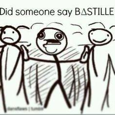 Bastille! Bastille(:
