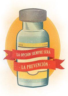 Ilustración de Eneri Mateos para el artículo de Galiana sobre vacunas.