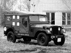 '1963 Willys M170 Jeep Ambulance