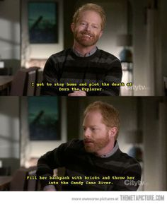 funny Mitchell Modern Family gay on imgfave