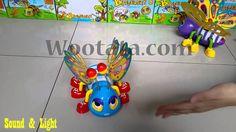 Mainan Balita Berbentuk Kupu Kupu Butterfly
