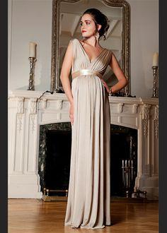 Elegant Evening Dresses For Pregnant Women | Etiquette Evening ...