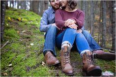 Engaged | Forest | Nature | Lifestyle | Enjoy Today Photography