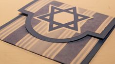 Chanukah Gift Card or Cash Holder by McCraftyEsq on Etsy, $4.00