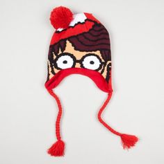 Big Face Waldo Hat