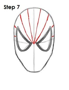 Drawing Man How to Draw Spider-Man- good for all the boys who ask me to do this daily! Spiderman Tattoo, Spiderman Drawing, How To Draw Spiderman, Drawing Superheroes, Amazing Drawings, Easy Drawings, Drawing Lessons, Art Lessons, Easy Drawing Tutorial