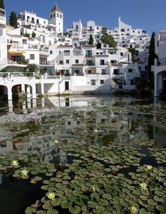 - Málaga, España Another gorgeous part of the Costa Del Sol.Nerja - Málaga, España Another gorgeous part of the Costa Del Sol. Places Around The World, Oh The Places You'll Go, Places To Travel, Places To Visit, Around The Worlds, Spain Tourism, Spain Travel, Madrid, Andalucia Spain