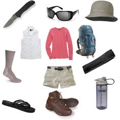 """""""EMS Hiking Outfit, for Sarah"""" by germangirlbethg on Polyvore"""