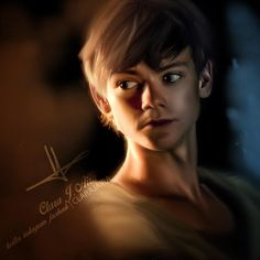 . @SangsterThomas 's Digital Drawing Drawn with Wacom Graphic Tablet . Wow that's so cool