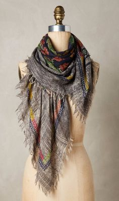 Lovely Layers Scarf