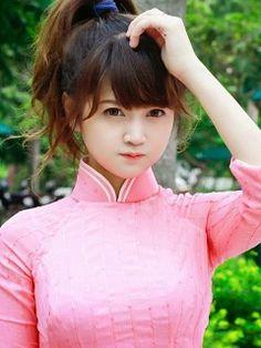 Những hình ảnh gái Việt Nam xinh đẹp đáng yêu không chịu được