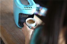 Kaffee Trends, Kaffee News, Cafissimo Mini Tchibo, Cafissimo Mini Mint
