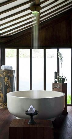 "bathroom | at ""ketapang estate"" | bali, indonesia"
