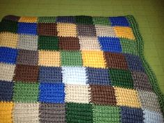 Blanket, Crochet, Bed, Bed Throws, Beds, Crocheting, Stream Bed, Ganchillo, Blankets