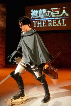 """Crunchyroll - VIDEO: Universal Studios Japan Opens """"Attack on Titan"""" and """"Evangelion"""" Attractions"""