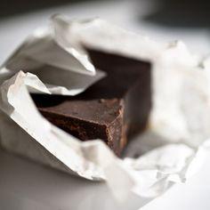 nunca nunca nunca le diré que no al chocolate, ¡nunca!