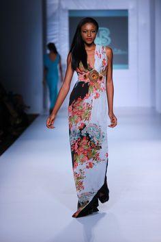 2012 MTN Lagos Fashion & Design Week: Beatrice Black