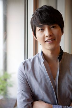 Song Joong-Ki. Such a cutie!