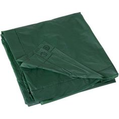 Stansport Vinyl Tarp, 7' x 9', Green