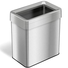 Recycling Station, Recycling Bins, Brushed Stainless Steel, Filters, Offices, Snug Fit, Pantry, Tables, Hotels