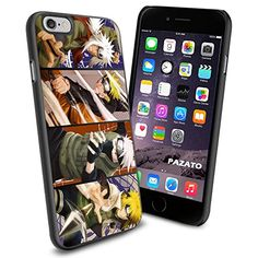 Naruto collection #4, Cool iPhone 6 Smartphone Case Cover Collector iphone TPU Rubber Case Black 9nayCover http://www.amazon.com/dp/B00VPD628K/ref=cm_sw_r_pi_dp_l6Jsvb1YQB2P5