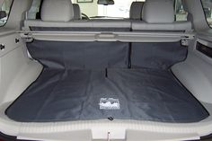 Jeep Liberty Accessory - Canvasback Jeep Liberty Cargo Liner