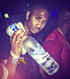 Trey Songz - Grey Goose Vodka www.alkohall.cz