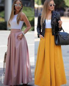Indian Designer Outfits, Designer Dresses, Indian Outfits, Classy Dress, Classy Outfits, Stylish Outfits, Cute Fashion, Girl Fashion, Fashion Looks