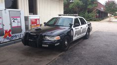 A police car. I had always wanted to see one. I could only saw in the movies.