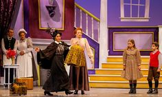 Harlequin Costume -Theatrical Costume Rentals for Opera, Gilbert & Sullivan and Musical Theatre - Costumes for Mary Poppins