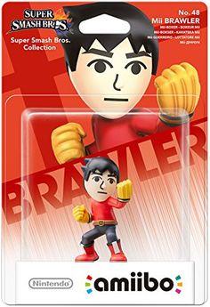 Amiibo 'Super Smash Bros' - Boxeur Mii Nintendo http://www.amazon.fr/dp/B010N9S464/ref=cm_sw_r_pi_dp_uZFtwb0790H29