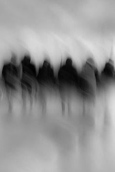 A faded blur Dark Photography, Abstract Photography, Black And White Photography, Experimental Photography, Motion Blur Photography, Photography Ideas, Levitation Photography, Photography Portraits, Exposure Photography