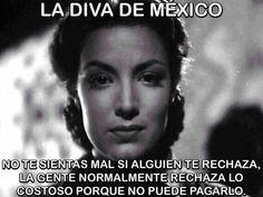 La Doña...Maria Felix
