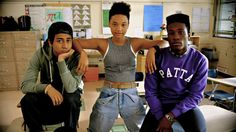 Shameik Moore stars as a kid from a tough neighborhood dreaming of a better life in 'Dope.'