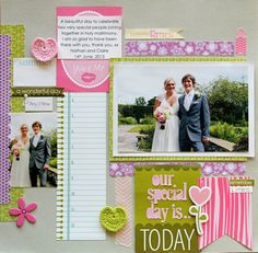 A Project by Tarrah from our Scrapbooking Gallery originally submitted 09/30/13 at 05:22 PM