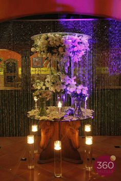 1000 images about mesas decoradas on pinterest mesas for Mesas de bodas decoradas